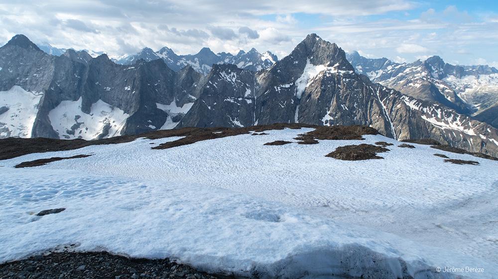 Activités à faire en été dans les Alpes - Ski - Skier en été