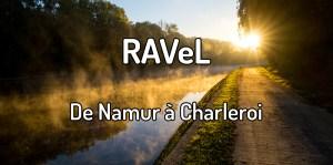 RAVeL de Namur à Charleroi