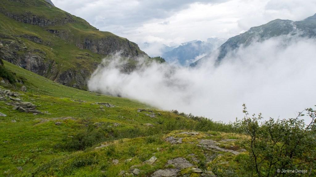 Randonner au Parc de la Vanoise - Glacier de la Martin