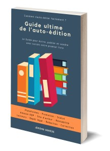 Guide ultime de l'auto-édition