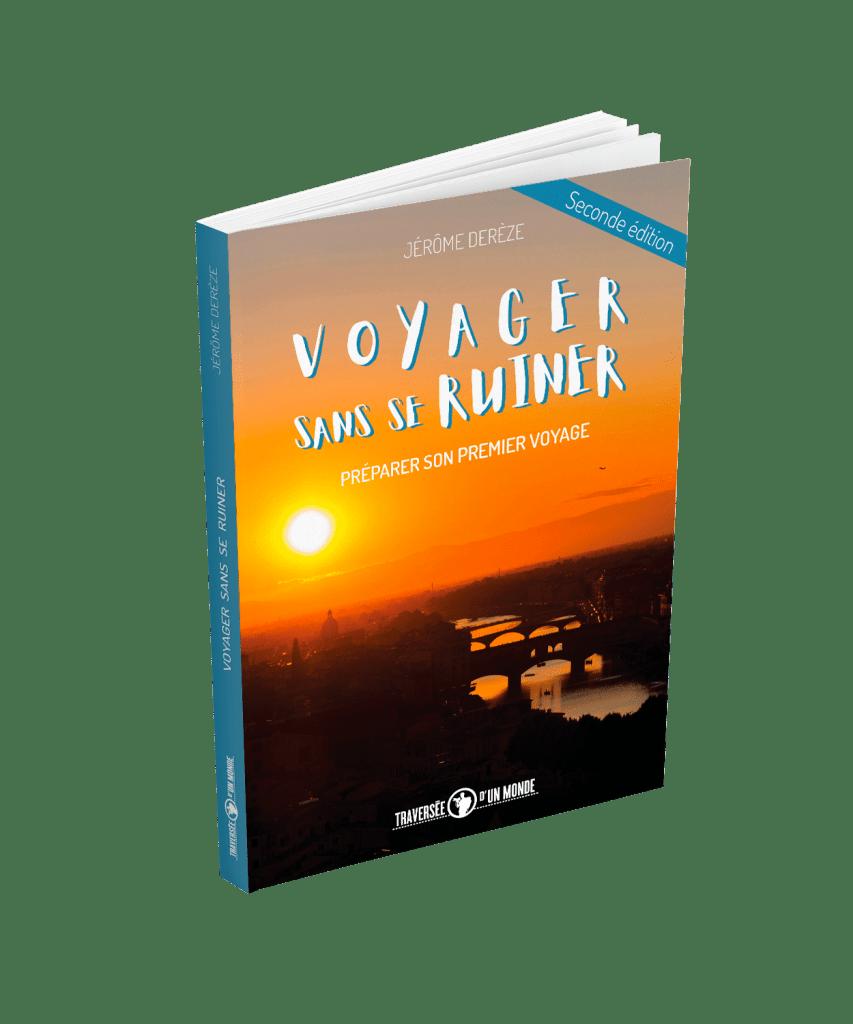 préparer son premier voyage à petit budget avec un livre