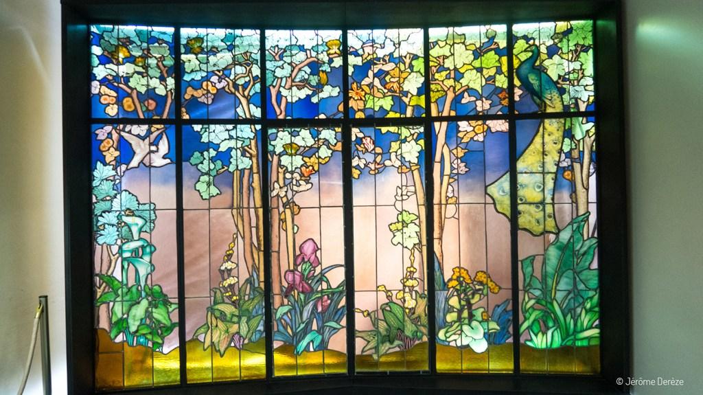 Art Nouveau verrerie à nancy - musée de l'École de Nancy
