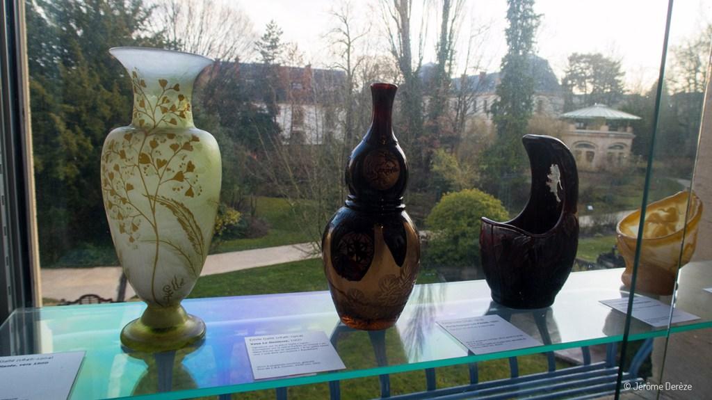 Vase au musée de l'École de Nancy