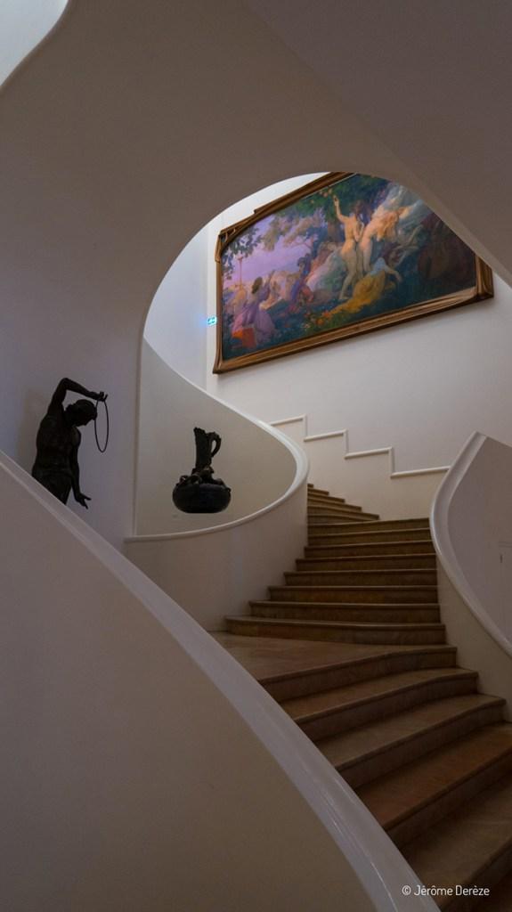 Musée des beaux-arts à nancy