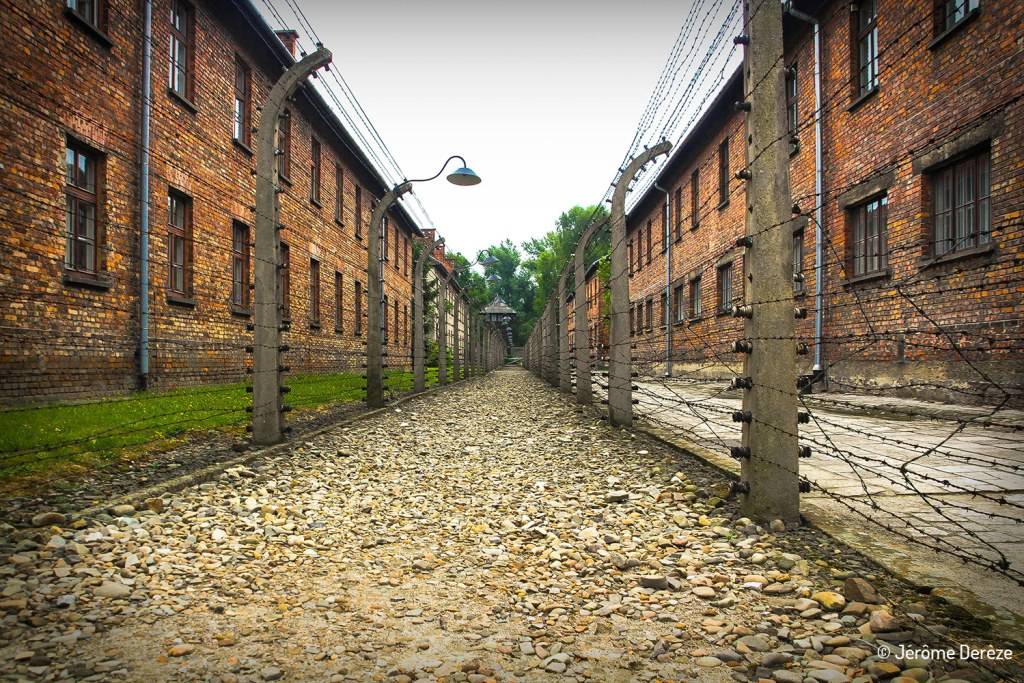 Camp de concentration d'Auschwitz