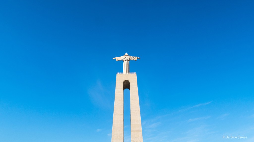 Christ Roi à Lisbonne