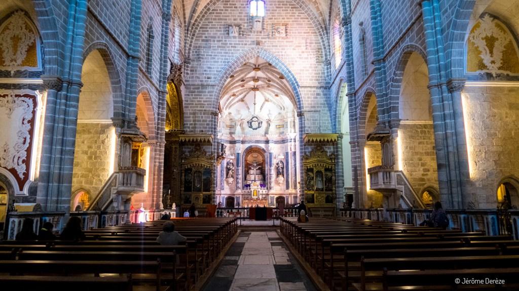 Eglise São Francisco à Evora