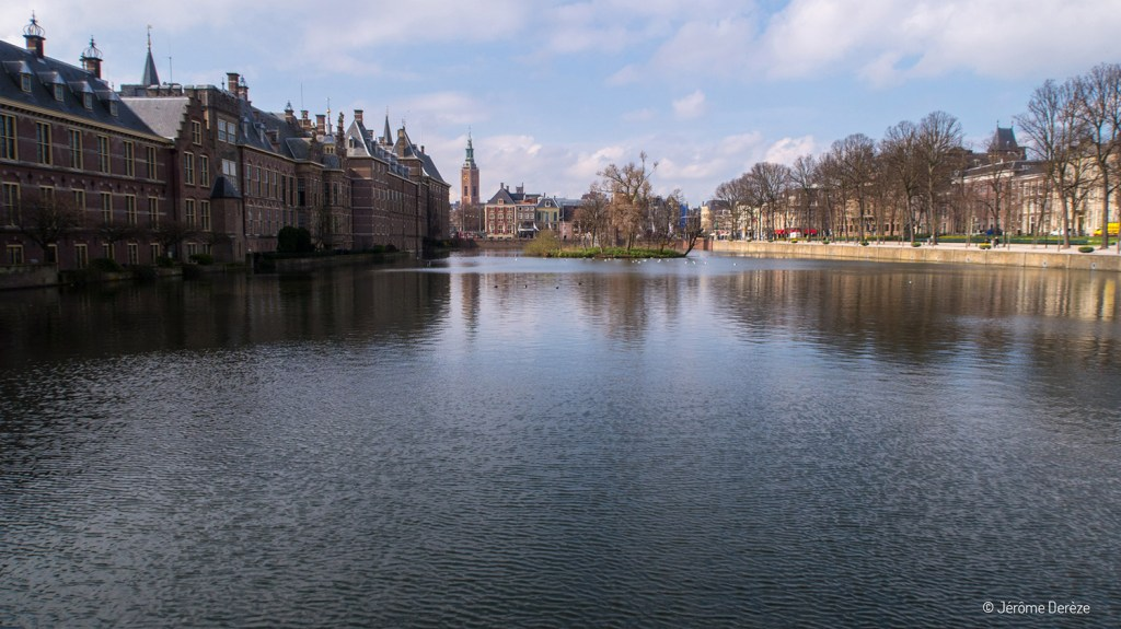 Binnenhof à La Haye
