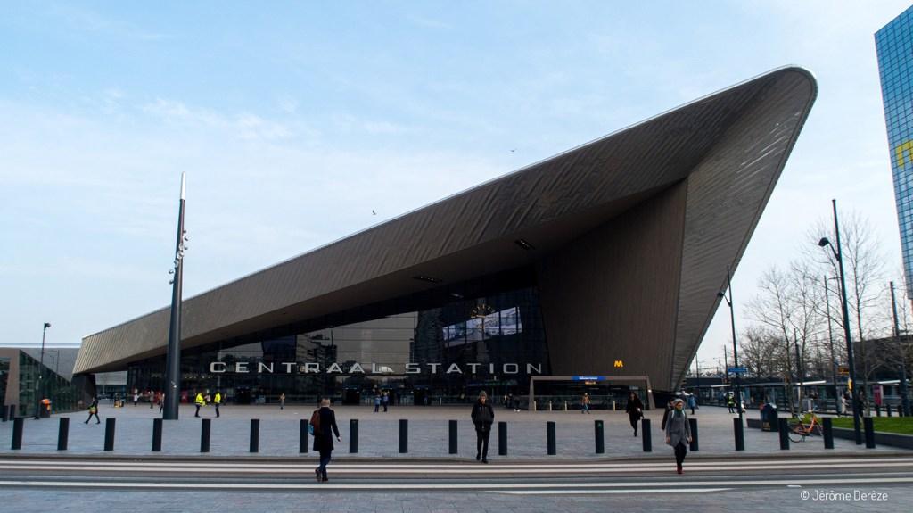 Gare de Rotterdam central