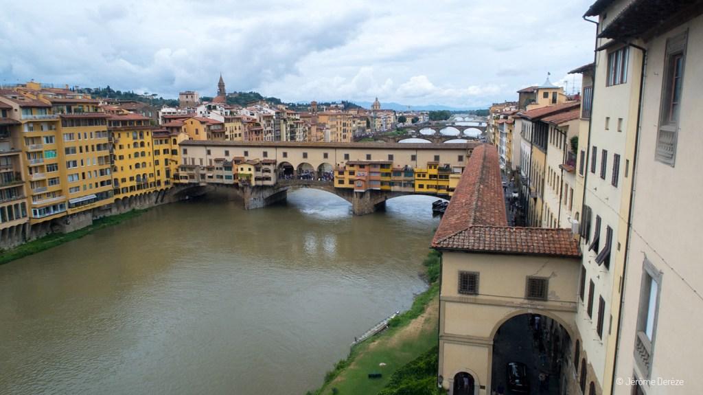 Pont Vecchio à Florence