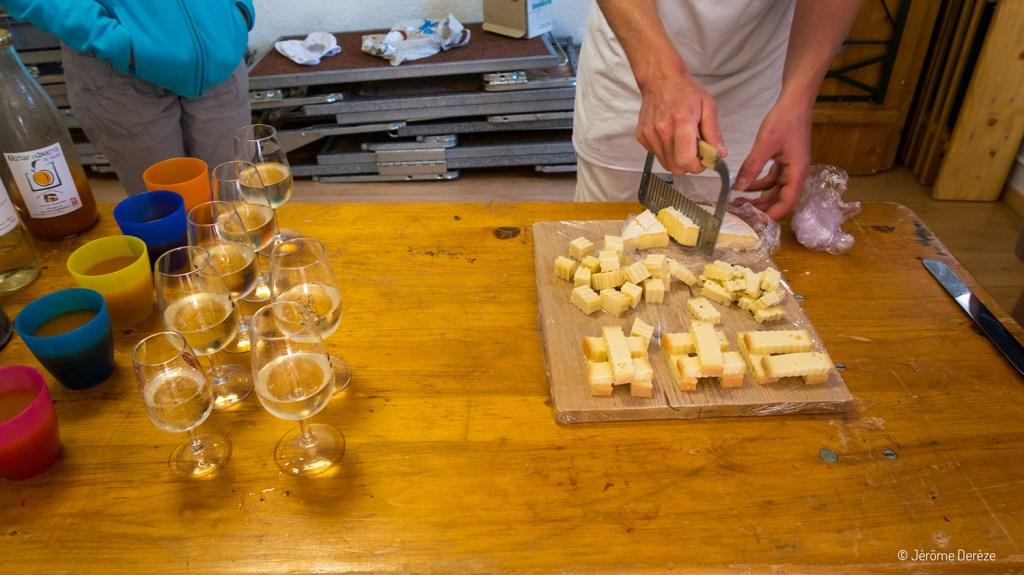 fromage à verbier