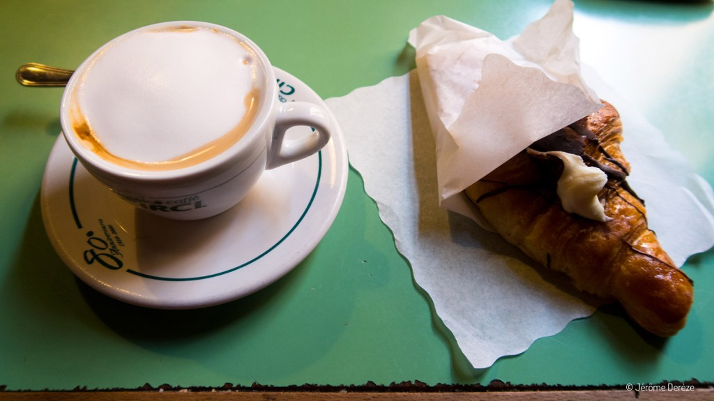 petit-déjeuner à rome - Bar Fondi