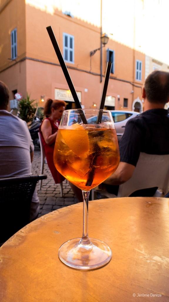 Spritz à rome
