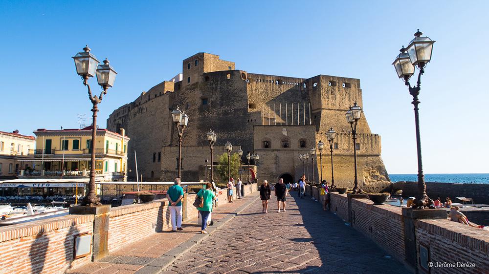 Château à Naples - Castel dell'Ovo