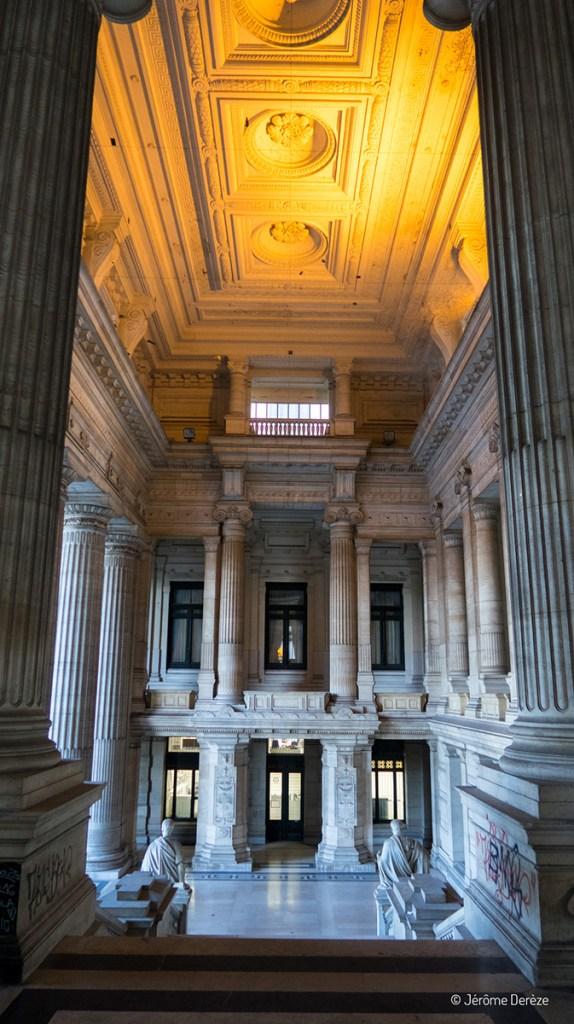 Visiter le palais de Justice de Bruxelles