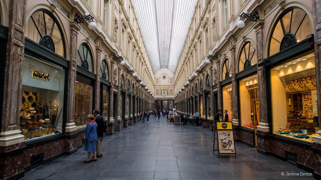 Galeries Royales St Hubert