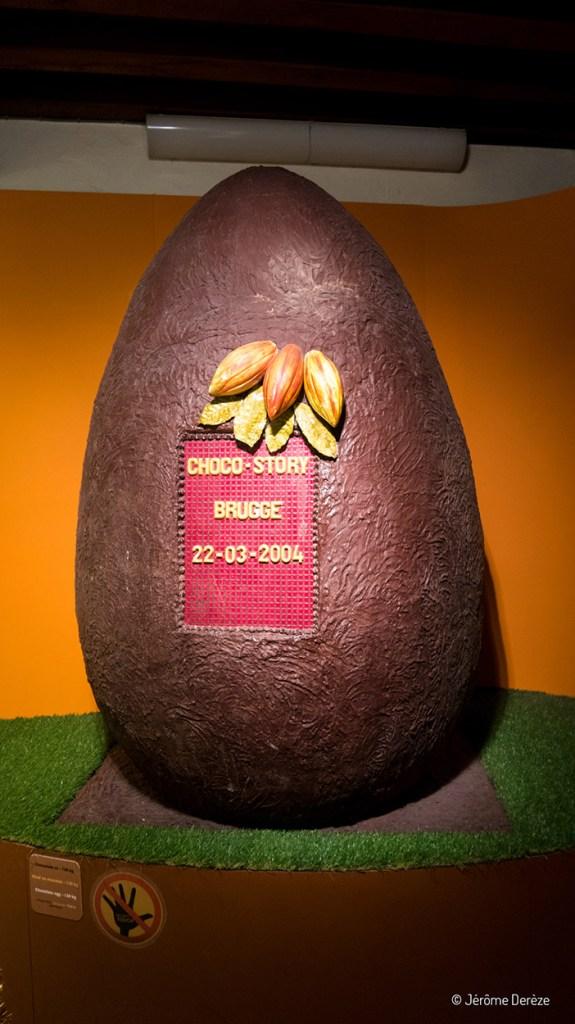 Musée du chocolat à bruges