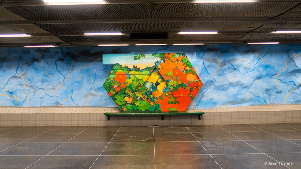 Stadion - metro stockholm