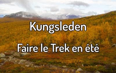 Faire le trek du Kungsleden