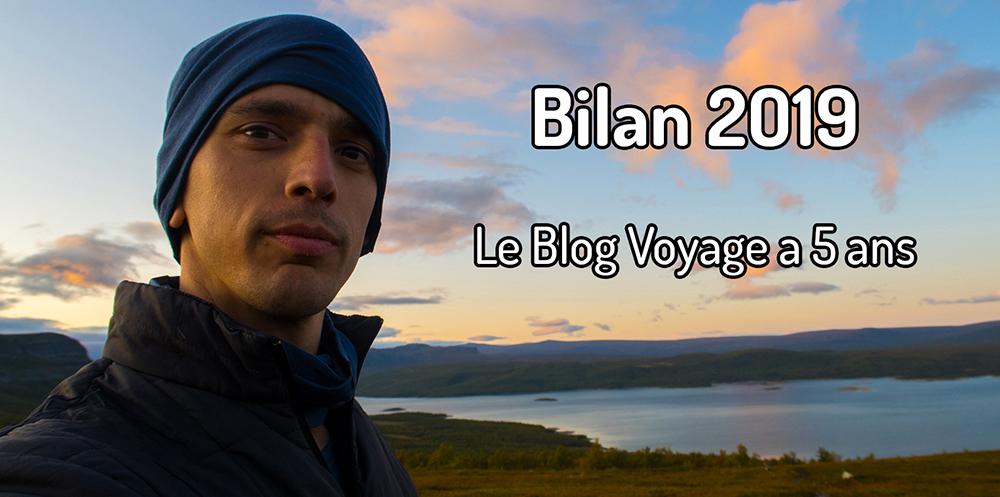 Bilan 2019 – Le blog voyage a 5 ans