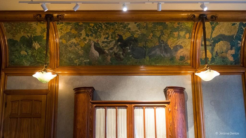 Rénovation de la Villa Majorelle - salle à manger