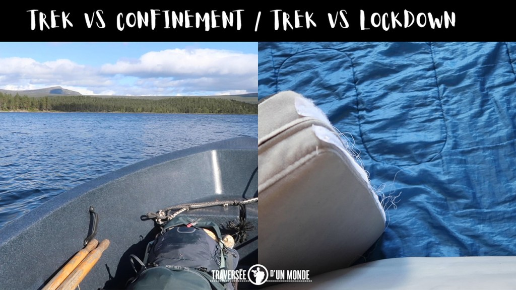 Trek VS Confinement - Lockdown