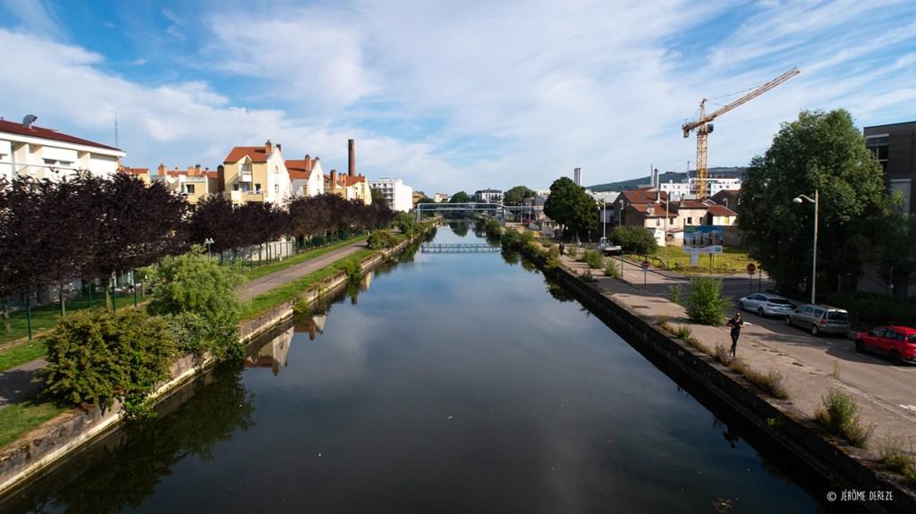Boucle de la Moselle au départ de Nancy