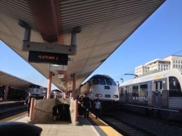 Metrolink Platforms