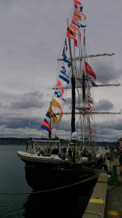 Young Endeavour, Australian Wooden Boat Festival