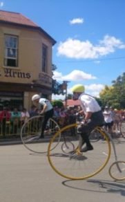 Penny Farthing Relay