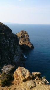 View of Tasman Peninsula