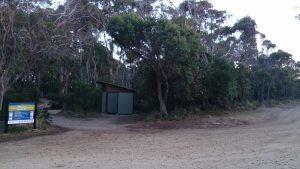 The Neck Game Reserve Camp Ground