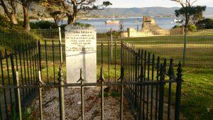 Wauba Debar's Grave