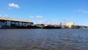 Ponrabbel II, Kings Wharf