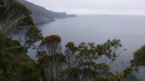 View of Cape Hauy from Munroe