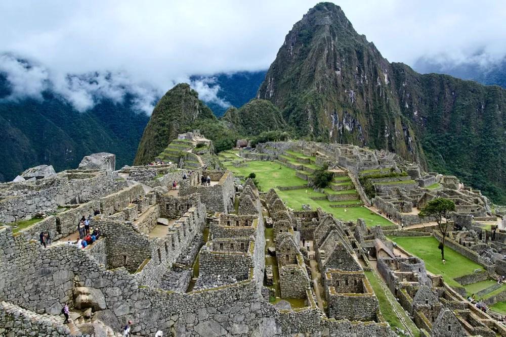 Machu Picchu Perú, Turismo en Cusco