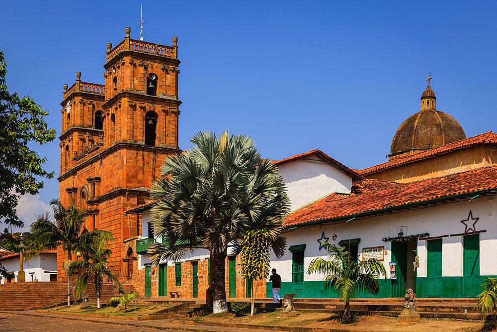 Templo de la Inmaculada Concepción Barichara