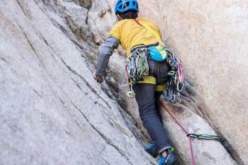 Equipo de escalada / Foto: Tommy Lisbin