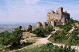 El Castillo de Loarre / Foto: Josue Mendivil (vía Wikimedia Commons)