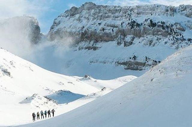 Fotografía montaña Pirineos @mintxogorri
