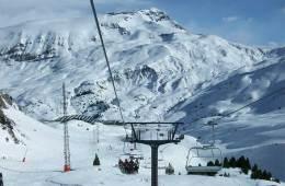 El mejor esquí en Aramón Cerler / Foto: total 13 (Flickr Telesilla) (vía Wikimedia Commons)
