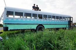 De Alaska a Argentina: un viaje en autobús para inspirar y concienciar / Foto: Sustainabus