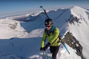 "Video: ""The Ridge"" con Kilian Jornet"
