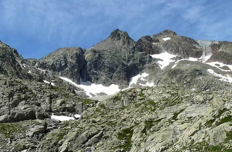 Argualas, Gamo Negro, Picos del Infierno / Foto: Centelleja (Flickr)