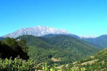 Vista del Pico Arbizon desde el noreste / Foto: Tijs Michels (wikimedia commons)