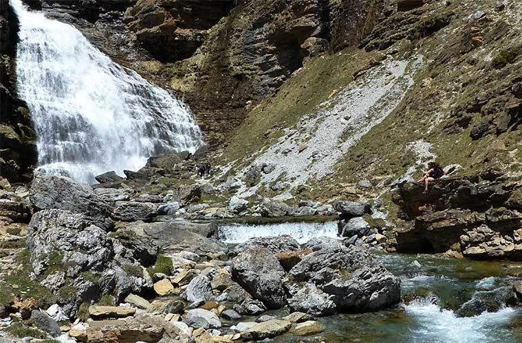 Las rutas más bonitas por las cascadas pirenaicas- Cola de Caballo