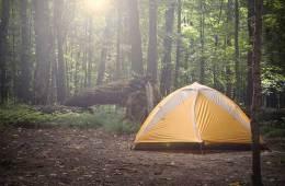 Equipo de acampada que querrás llevar contigo / Foto: Michael Guite