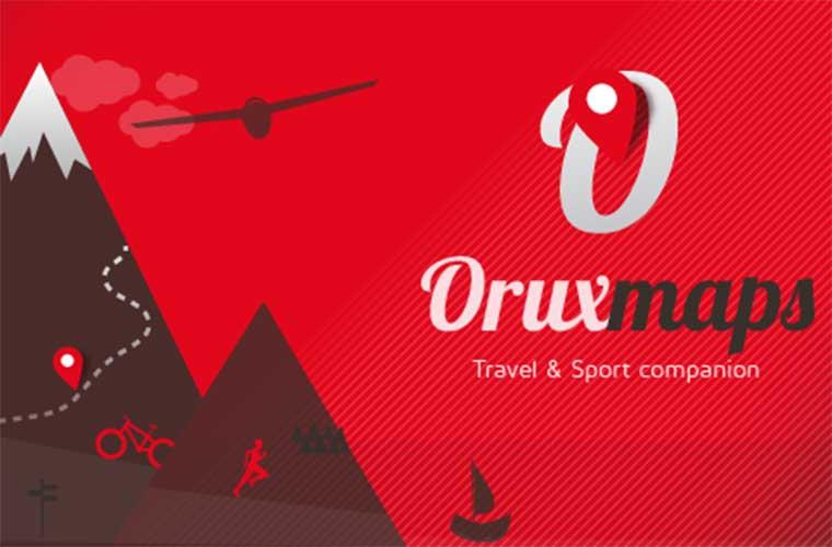 Oruxmaps: Para guiarte y grabar tus rutas