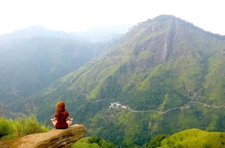 Por qué debes meditar al aire libre / Foto: Kirsty Barnby