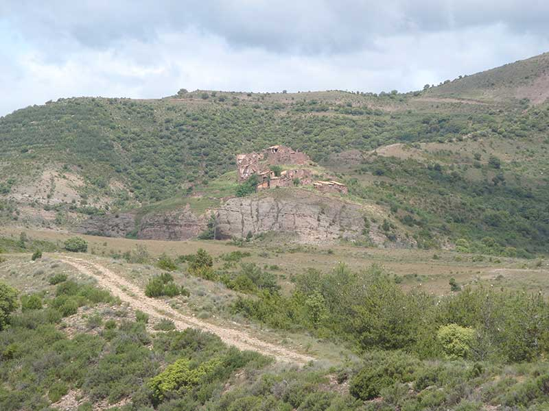 Poble de Montsor / Foto: Eddpayne (Wikimedia Commons)